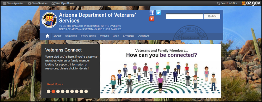 Az Dept Veterans Services-70%